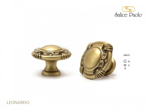 Мебельная ручка Salice Paolo