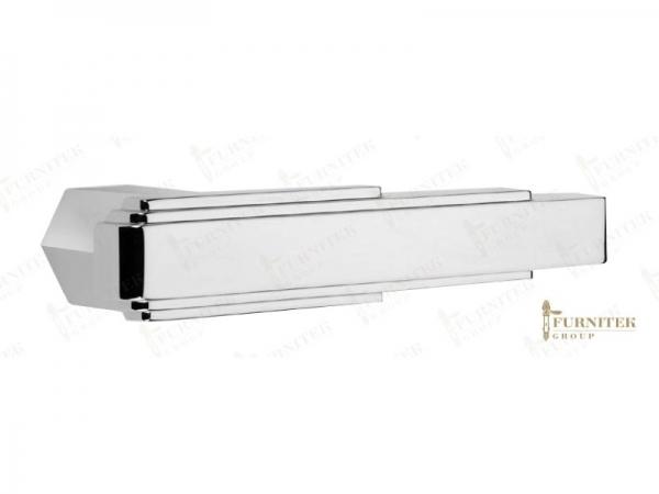 Дверная ручка на розетке Frank Allart