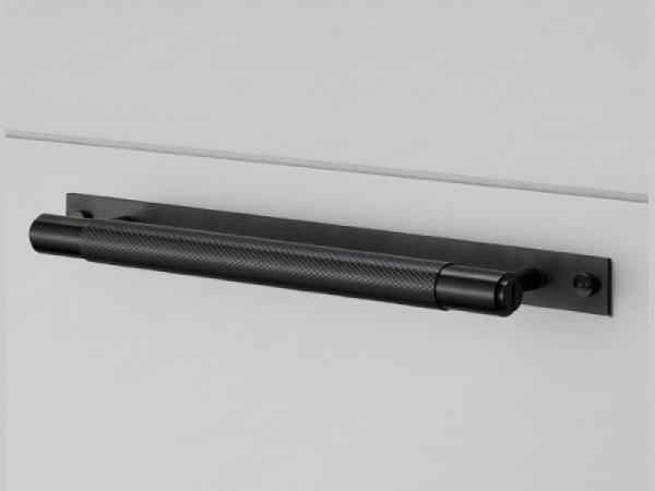Ручка скоба на планке Buster & Punch