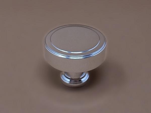 Мебельная ручка-кнопка Hamilton