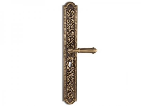 Дверная ручка на планке Salice Paolo
