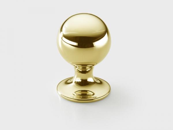 Мебельная ручка-кнопка Armac Martin