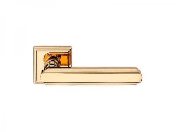 Дверная ручка на розетке Linea Cali