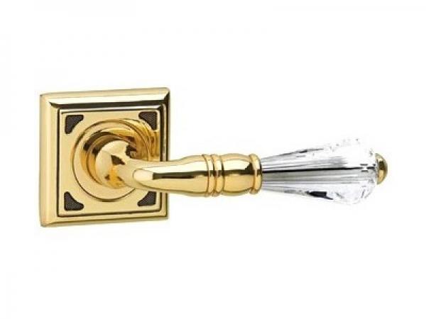 Дверная ручка на розетке Mestre
