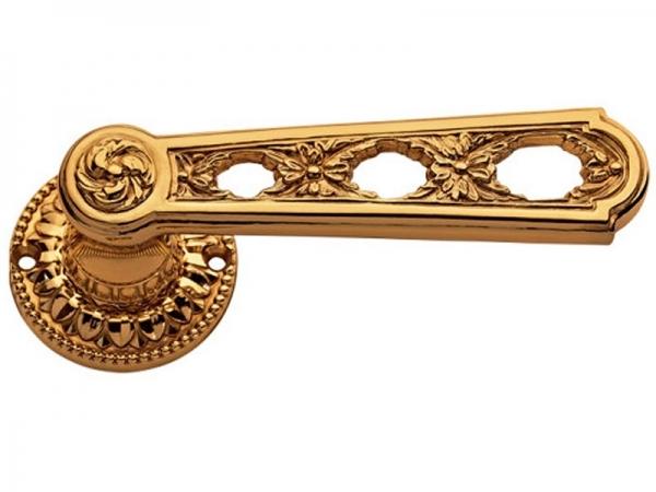 Дверная ручка на розетке Enrico Cassina