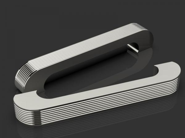 Дверная ручка-скоба Oliver Knights